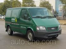 JMC Ford Transit JX5035XYZZJ postal vehicle