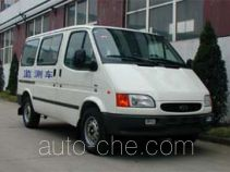 JMC Ford Transit JX5036XJED-L monitoring vehicle
