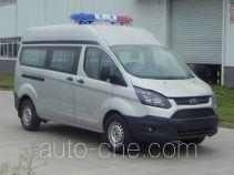 江铃全顺牌JX5036XQCMK型囚车
