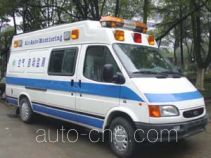 JMC Ford Transit JX5037XJEDLC-M monitoring vehicle