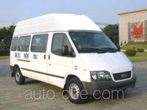 JMC Ford Transit JX5037XKCDL-H investigation team car
