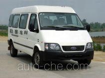 JMC Ford Transit JX5037XKCDL-M investigation team car