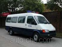 JMC Ford Transit JX5037XQCDLA-M prisoner transport vehicle