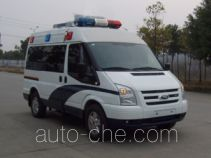 JMC Ford Transit JX5038XJEMB monitoring vehicle