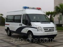 江铃全顺牌JX5039XJQMC型警犬运输车
