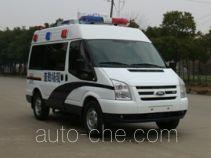 JMC Ford Transit JX5039XKCMB investigation team car