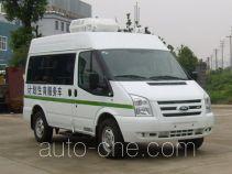 江铃全顺牌JX5039XXCMBS型计划生育宣传车