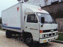 JMC JX5040XBWDL2 insulated box van truck