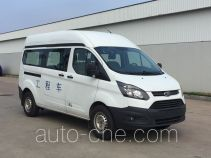 江铃全顺牌JX5040XGCTF-M5型工程车