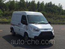 JMC JX5040XXYTC-M5 box van truck