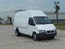 JMC Ford Transit JX5040XXYTH-S4 box van truck