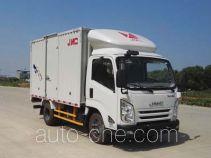 JMC JX5040XXYXCB2 box van truck