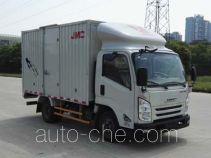 江铃牌JX5040XXYXCC2型厢式运输车