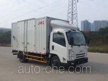 JMC JX5040XXYXG2 box van truck
