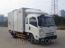 江铃牌JX5040XXYXPG2型厢式运输车