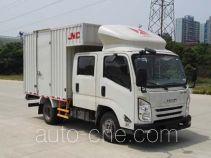 JMC JX5040XXYXSCC2 box van truck