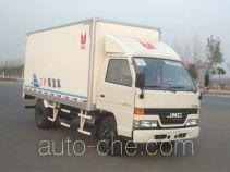 JMC JX5041XBWXGA2 insulated box van truck