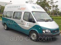 江铃全顺牌JX5041XEV-LI型纯电动服务车