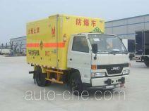 江铃牌JX5045XQYXA2型爆破器材运输车
