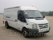 江铃全顺牌JX5041XXYTJ-N4型厢式运输车