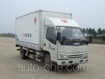 JMC JX5043XBWXG2 insulated box van truck