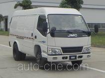 JMC JX5043XXYM2 box van truck