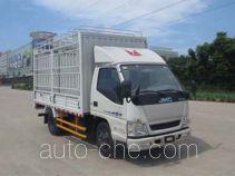 江铃牌JX5044CCYXC2型仓栅式运输车
