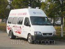 JMC Ford Transit JX5044XDWMF2 mobile shop