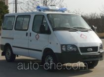 江铃全顺牌JX5044XJHMA型救护车