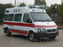 江铃全顺牌JX5044XJHMCB型救护车