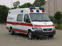 江铃全顺牌JX5044XJHMEC型救护车