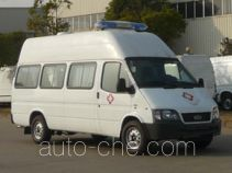JMC Ford Transit JX5044XJHMF автомобиль скорой медицинской помощи