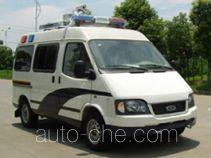 JMC Ford Transit JX5044XKCMB investigation team car