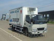 江铃牌JX5044XLCXG2型冷藏车