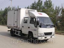 江铃牌JX5044XLCXSG2型冷藏车