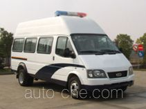 JMC Ford Transit JX5044XQCMF2 prisoner transport vehicle