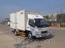 JMC JX5044XXYXCC2 box van truck