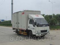 江铃牌JX5044XXYXCG2型厢式运输车
