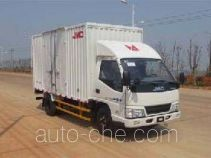 JMC JX5044XXYXGJ2 box van truck