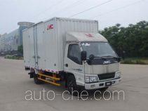 江铃牌JX5044XXYXGW2型厢式运输车