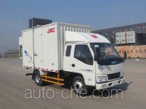 JMC JX5044XXYXPCE2 box van truck