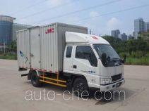 江铃牌JX5044XXYXPCJ2型厢式运输车