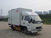 JMC JX5044XXYXPCH2 box van truck