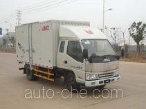 JMC JX5044XXYXPGD2 box van truck