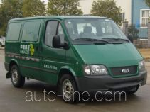 JMC Ford Transit JX5044XYZMA postal vehicle