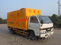 JMC JX5045XQYXG2 explosives transport truck