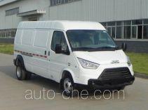 江铃牌JX5045XXYML2型厢式运输车