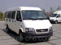 JMC Ford Transit JX5046XKCDLA-M investigation team car