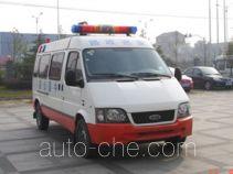江铃全顺牌JX5047XJEMC型监测车