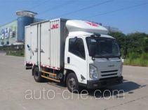 江铃牌JX5067XXYXB2型厢式运输车